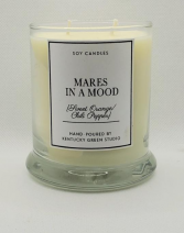 Mares In  A Mood Candle