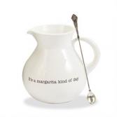 Margarita Pitcher Gift Item