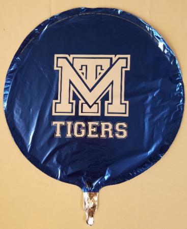Mark Twain School Balloon