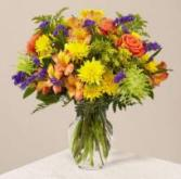 Marmalade Skies Bouquet by Ftd