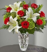 Marquis by Waterford Holiday GFFG Arrangement