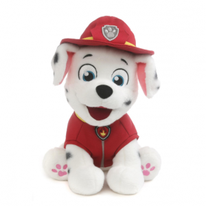 Marshall from Paw Patrol Stuffed Animal in Pittsboro, NC | Blossom Floral Artistry