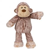 "Marshmallow Monkey 13 "" stuffed animal"