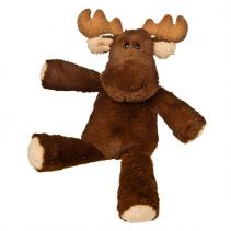 "Marshmallow Moose 13 "" stuffed animal"