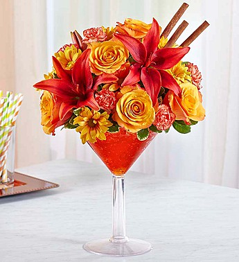 145648L Martini Bouquet™ Pumpkin Spice