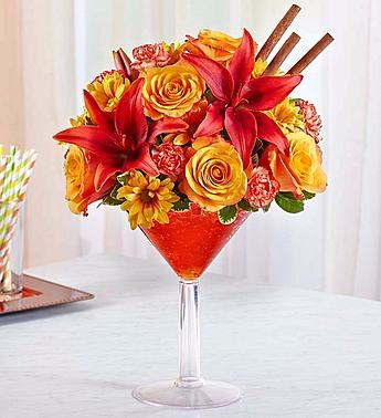 Martini Bouquet Pumpkin Spice