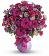Marvelous Mauve bouquet