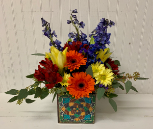 Marvelous Mosaic  in Easton, MD | ROBINS NEST FLORAL AND GARDEN CENTER