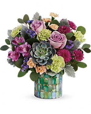 Marvelous Mosaic  in Kirtland, OH | Kirtland Flower Barn