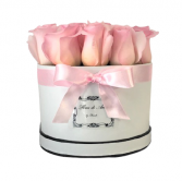 Mary Floral Hat Box
