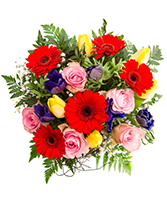 Evelyn Bouquet in Northmead, New South Wales from Florist Northmead