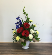 Heartfelt Farewell Sympathy arrangement