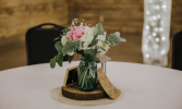 Mason Jar Centerpiece Wedding