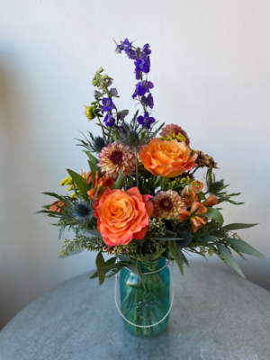 Mason Jar of Goodness  in La Grande, OR | FITZGERALD FLOWERS