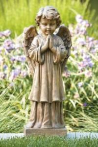 """Massarelli's Angel 27"""" Statuary"""
