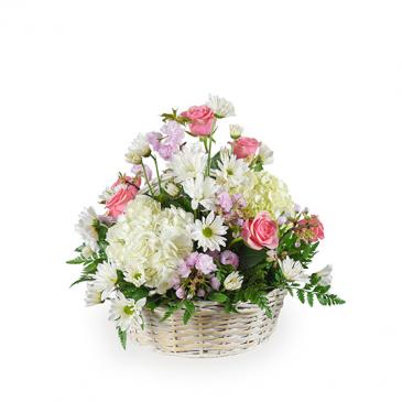 Masterful Garden Basket