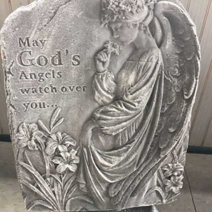May God's Angels watch over you...