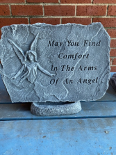 May you find comfort...