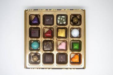 Mayana Asst.Decadent Chocolates Assorted Tropical Truffles