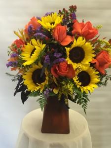 MD9 Sunshine Bouquet