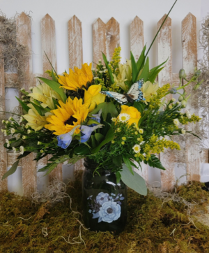 Meadow Fresh  in Hamilton, OH | Max Stacy Flowers Inc.