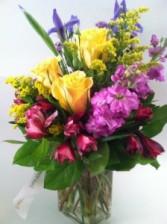 Meadow Gatherings Vase