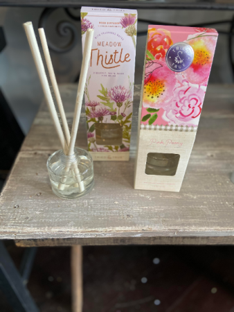 Meadow Thistle Reed Diffuser Gift