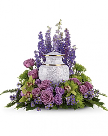 Meadows of Memories Cremation Tribute Urn