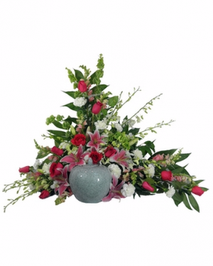 Meadows Of Mermories Arrangement in Winston Salem, NC | RAE'S NORTH POINT FLORIST INC.