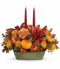 Measurable Blessings Thanksgiving  Arrangement