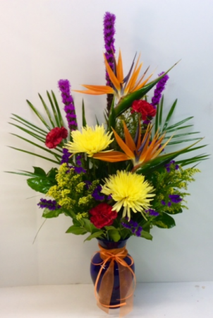 Medium Bird Of Paradise Arrangement