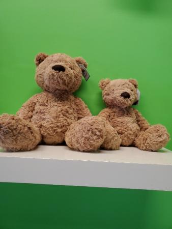 Medium  Bumbly Bear & Small Bumbly Bear