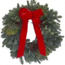 Medium Fresh Mixed Wreath