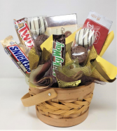 Medium Snack Basket Gift Item