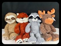Medium Stuffed Animal Variety