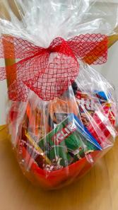 Medium Valentine Basket Gift basket