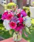 Medley Madness  Classic Flower Arrangment
