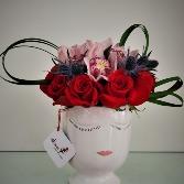 Medusa Easter Season V21-819 Flower Arrangement