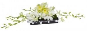 TABLE CENTERPIECE Reception Arrangement in Fairfield, CA   ADNARA FLOWERS & MORE