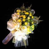 Mellow in Yellow Prom Corsage