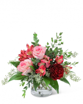 Melt My Heart Flower Arrangement in Bloomsburg, Pennsylvania | Pretty Petals & Gifts by Susan