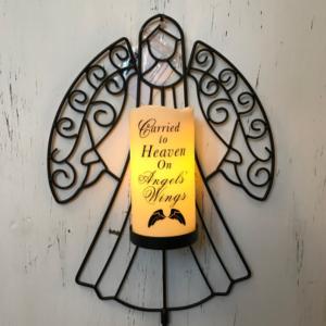 Memorial Angel  in North Platte, NE | PRAIRIE FRIENDS & FLOWERS