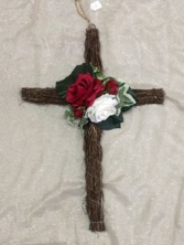 MEMORIAL CROSS SILK