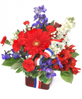 O Beautiful Memorial Day Flowers Delivery