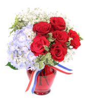 Glory Garden Memorial Day Flowers Delivery