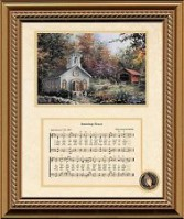 Memorial Framed Sympathy Pictures
