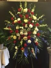 Memorial Funeral Spray