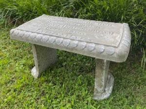 Memorial Garden Bench - Large Sympathy   Bereavement in Owensboro, KY   Ivy Trellis Floral