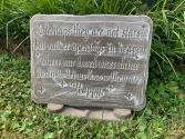 Memorial Garden Stone Sympathy | Bereavement