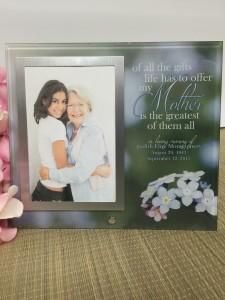 Memorial Mother's Frame